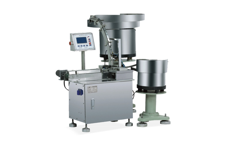 SQ-62 Automatic Assembly Machine For Flow Regulator