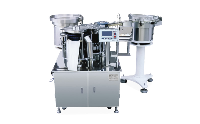 SQ-65 Assembly Machine For Inserting Bottle Needle Of Infusion Device