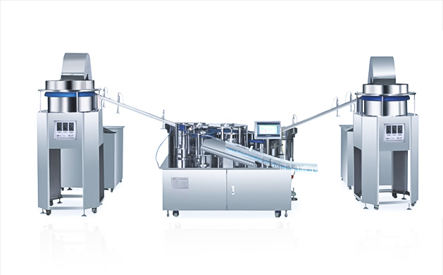 YZZ-8 Automatic Assembly Machine For Self-destructive Disposable Syringe