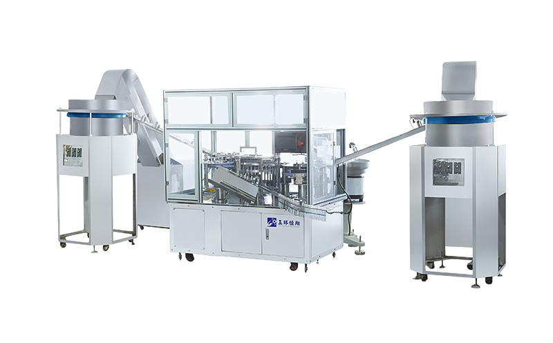 YZZ-10 Automatic Assembly Machine Of Disposable Syringe