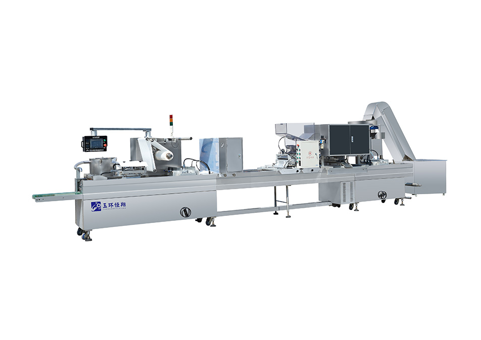 Blister packaging machine application industry and its feature