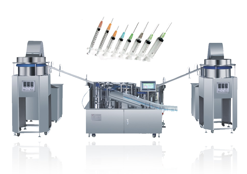 Syringe Assembly Machine Series