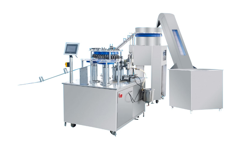 Sy-54 Roll Printing Machine For Syringe